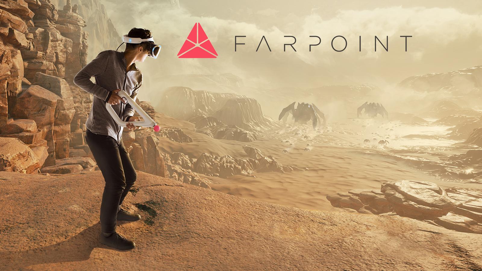 Top 10 Jeux VR - 07 FarPoint