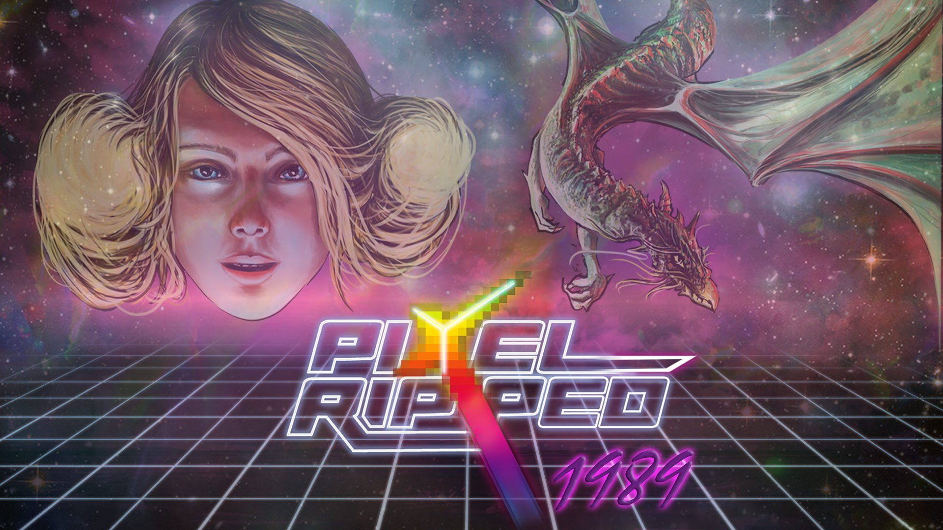 Top 10 Jeux VR - 08 Pixel Ripped 1989