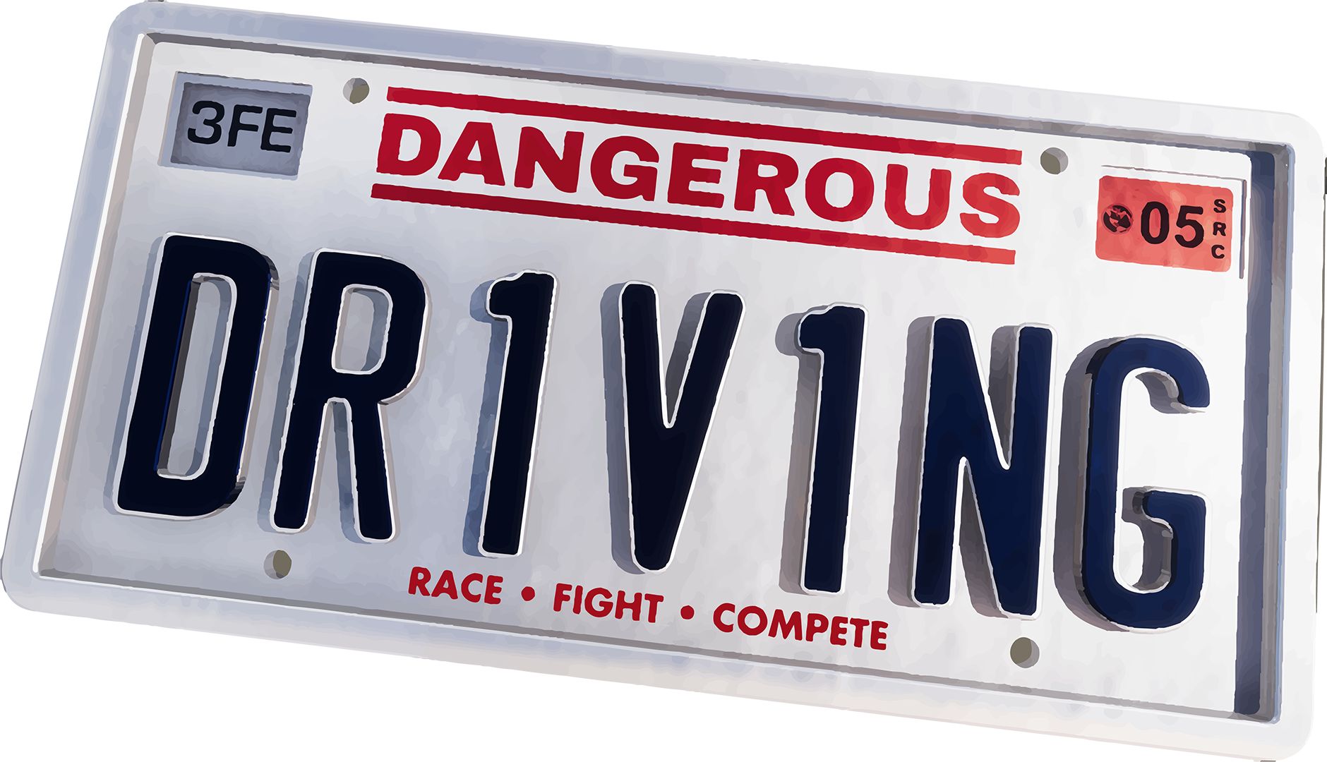 Logo Dangerous Driving