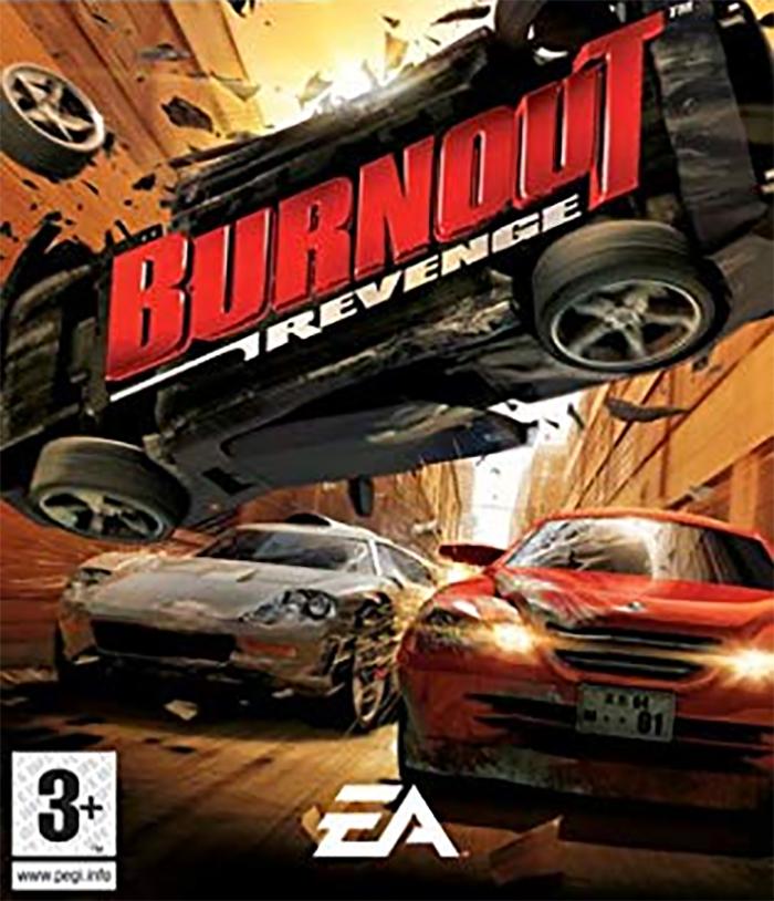 Burnout Revenge