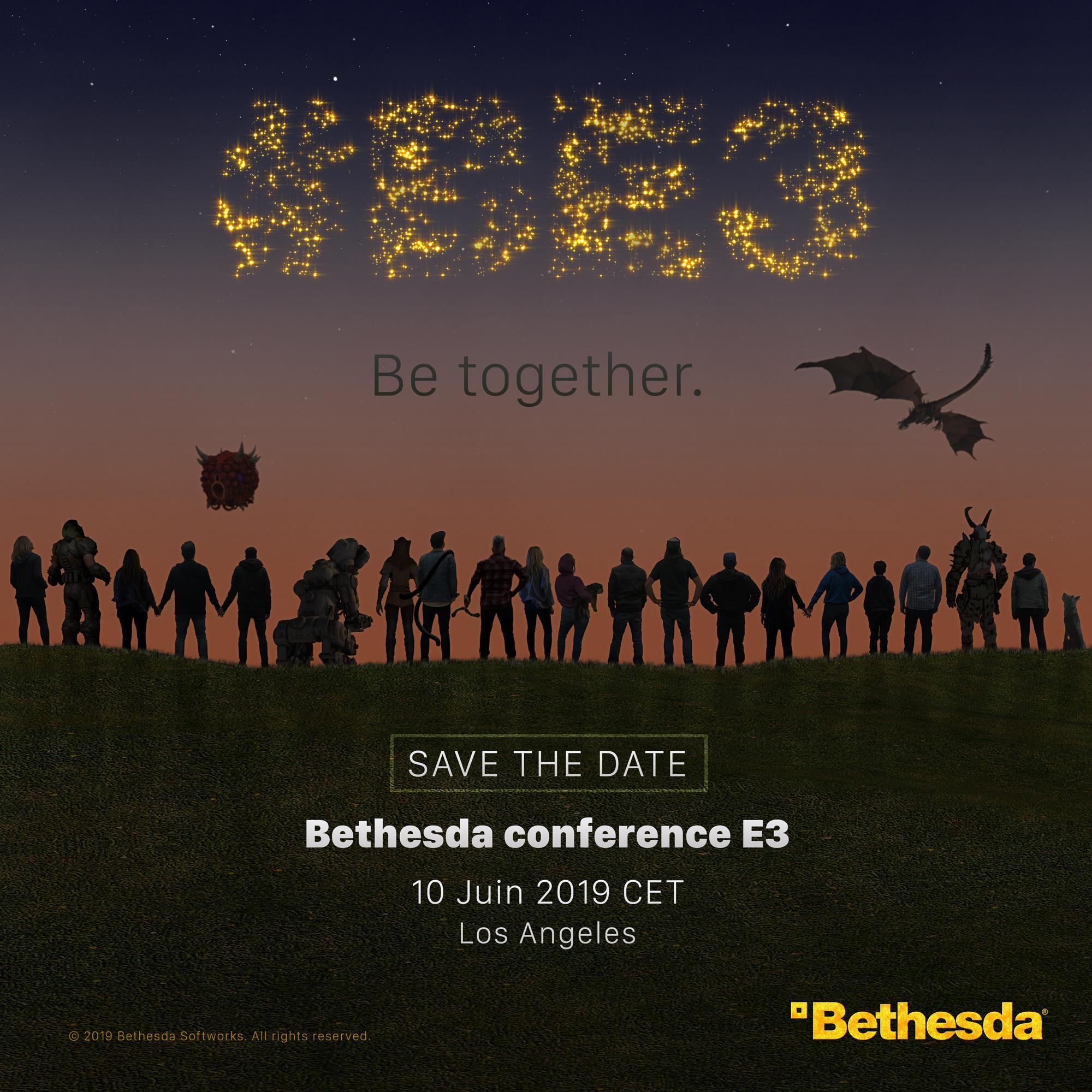 Conférence BE3 2019