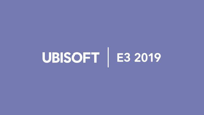 Ubisoft Conférence E3 2019