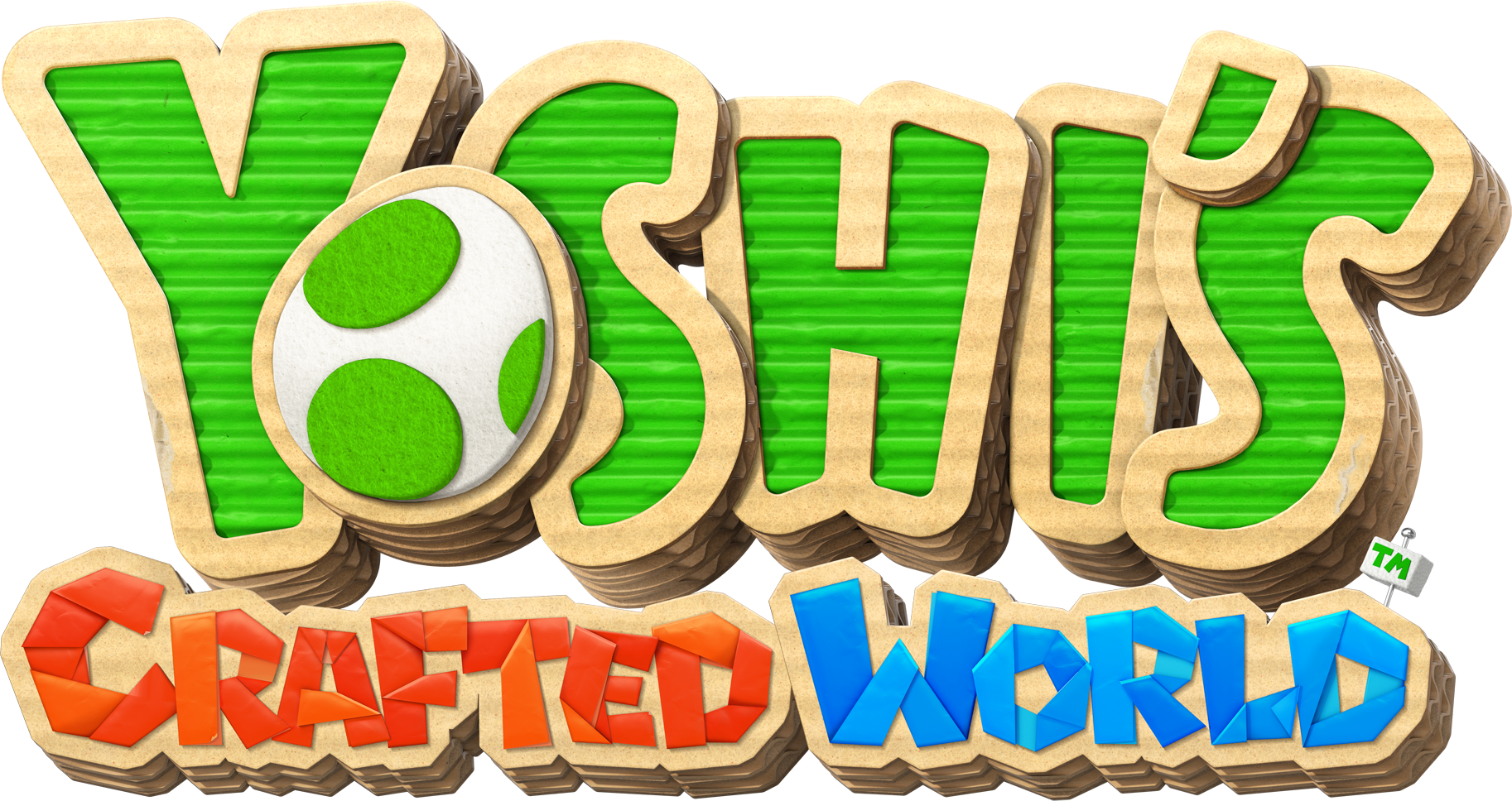 Logo Yoshi's Crafted World
