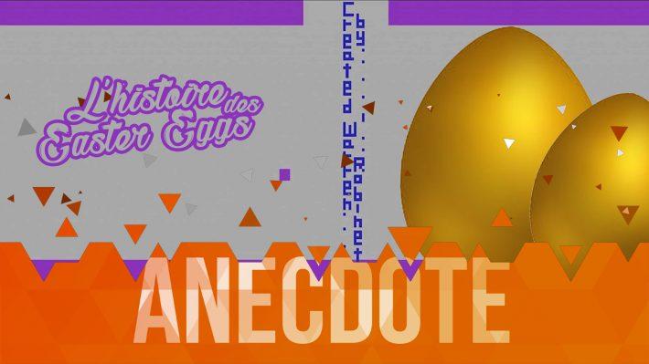 Les Origines des Easter Eggs dans les Jeux vidéo