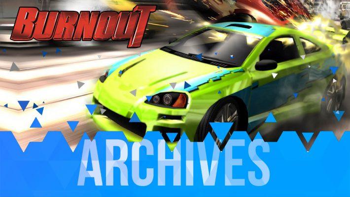 Les archives de Burnout