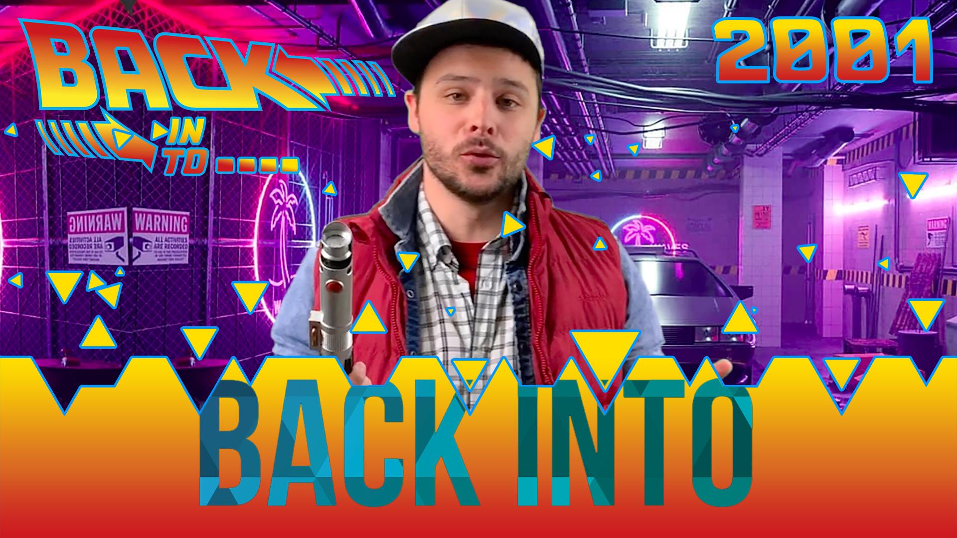 Back Into : L'année 2001 en jeu vidéo