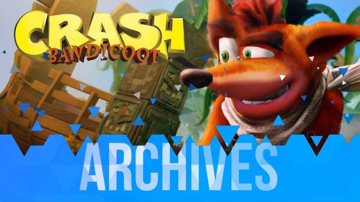 Archives Crash Bandicoot