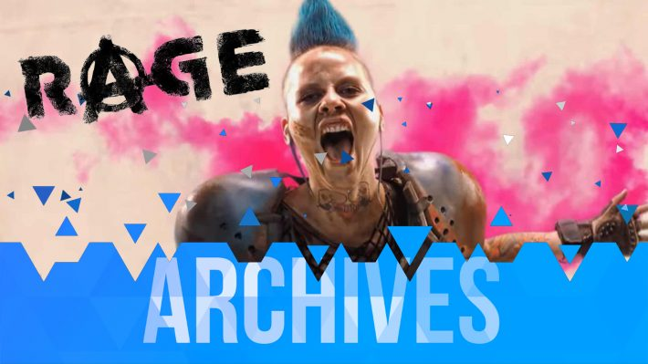 Archive Rage
