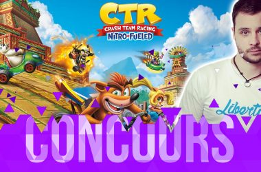 Concours CTR Nitro Fueled