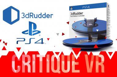 3D Rudder